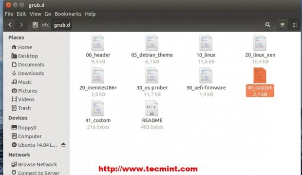 Add Kali Linux Boot Kernel Parameters
