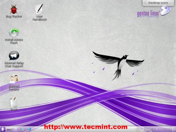 Gentoo Desktop