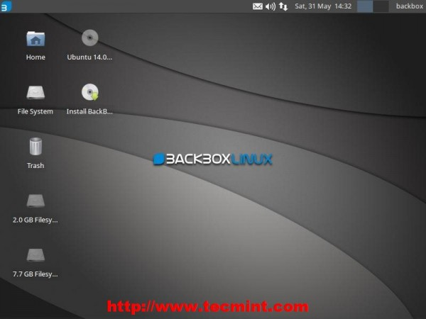 BackBox Desktop