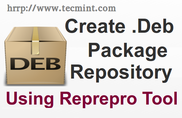 Create Deb Package Repository