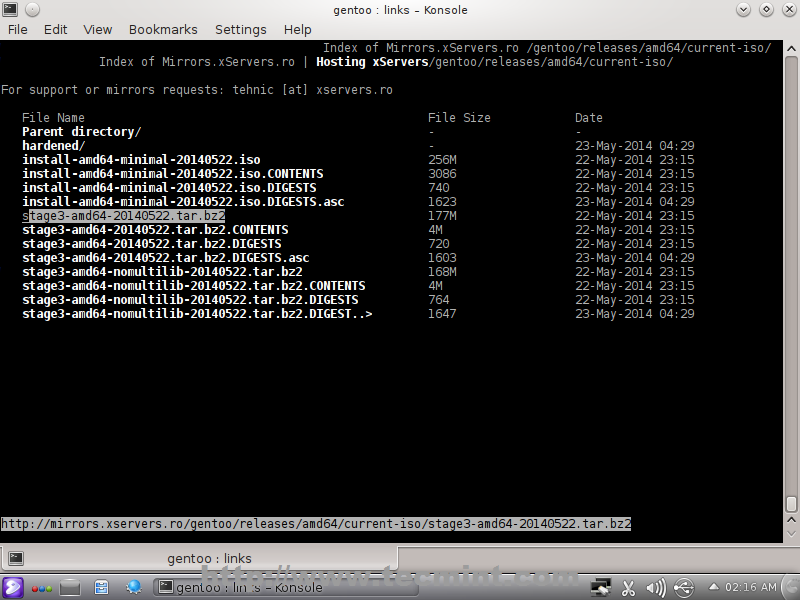 Gentoo linux download iso torrent lostbliss.