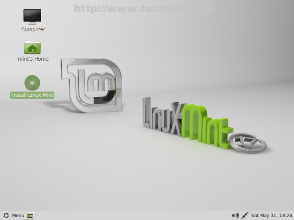 Install Linux Mint 17