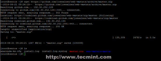 Download Web-Vmstat Package