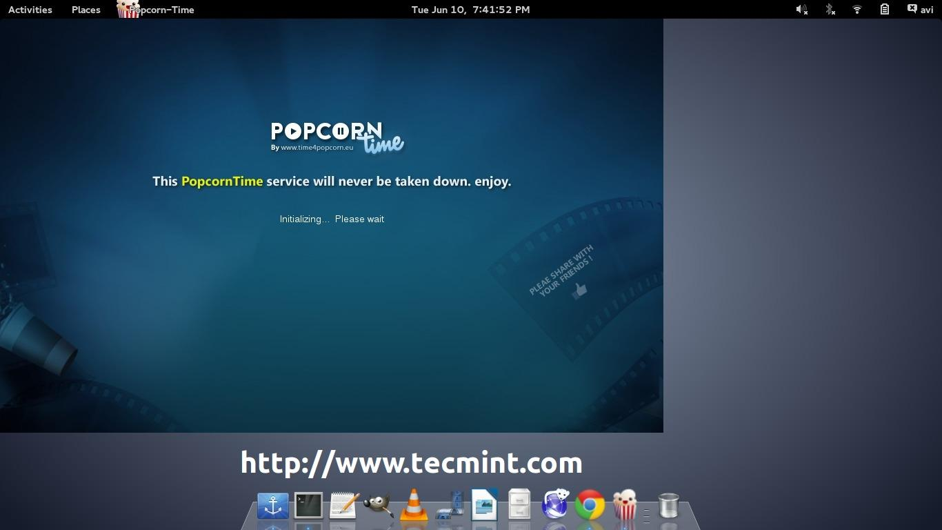Watch Favorite Movies Tv Shows Online Using Quot Popcorn Time