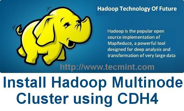 Install Hadoop Multinode Cluster in CentOS