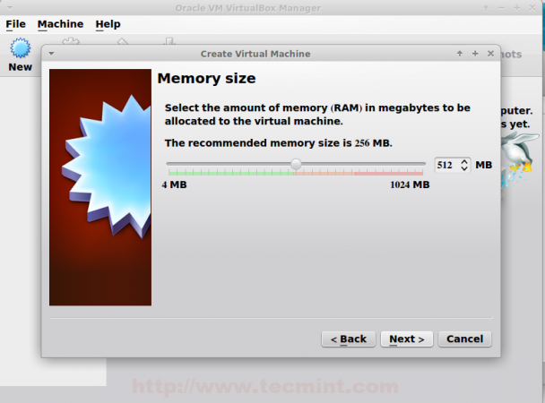 Set Memory to New Machine
