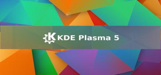 Install KDE Plasma 5 in Linux