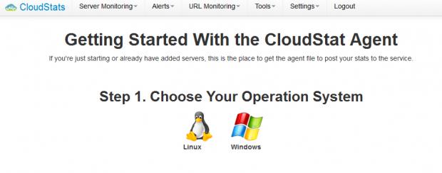 CloudStats Agent Installation