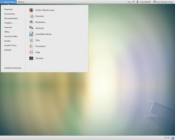 Download CentOS 7