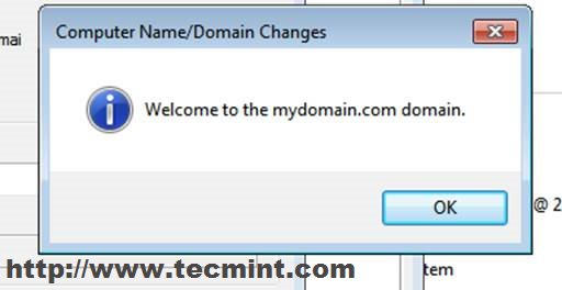 Welcome to Domain