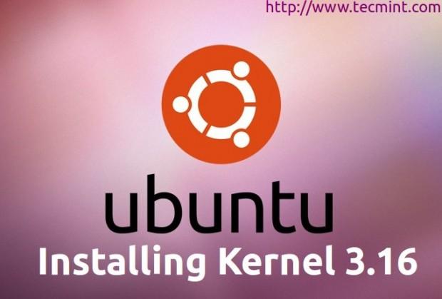 Install Kernel in Ubuntu
