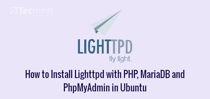 Install Lighttpd in Ubuntu Linux
