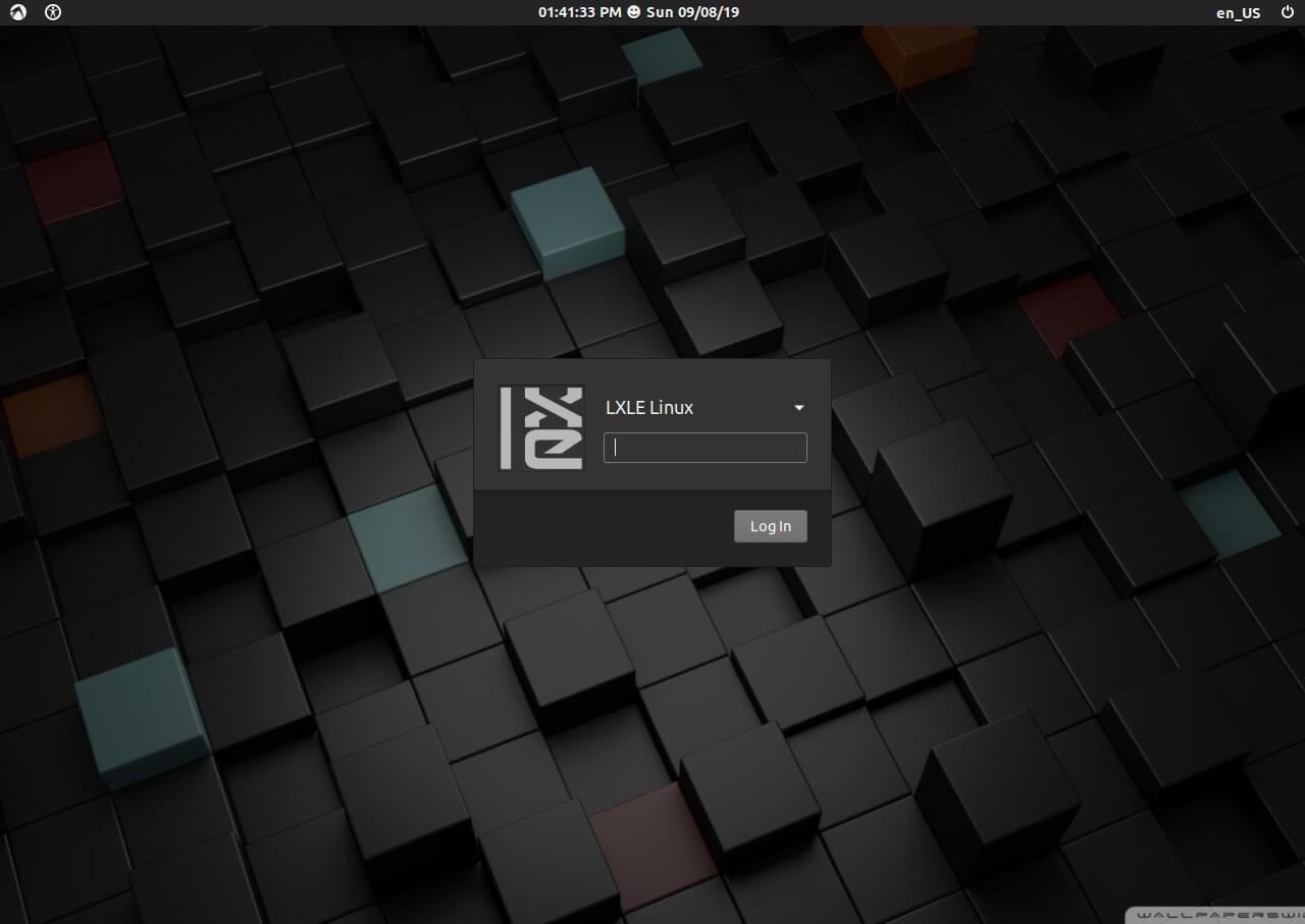 LXLE Linux