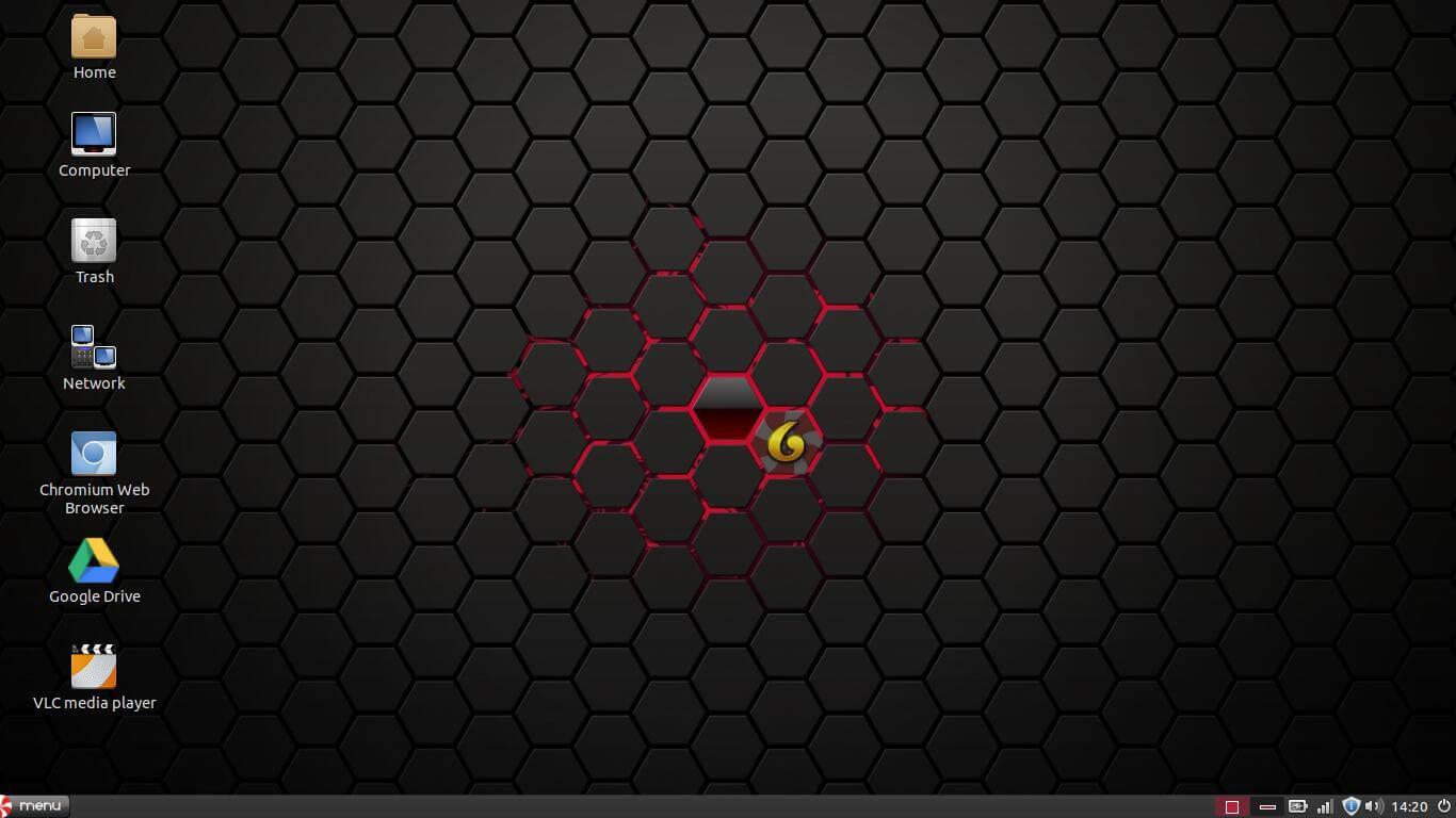 Peppermint Linux