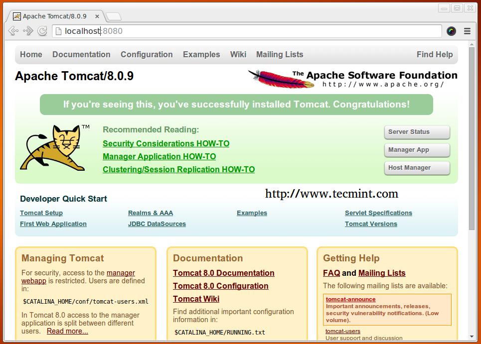 apache tomcat 5.5.17