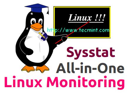 Install Sysstat in CentOS