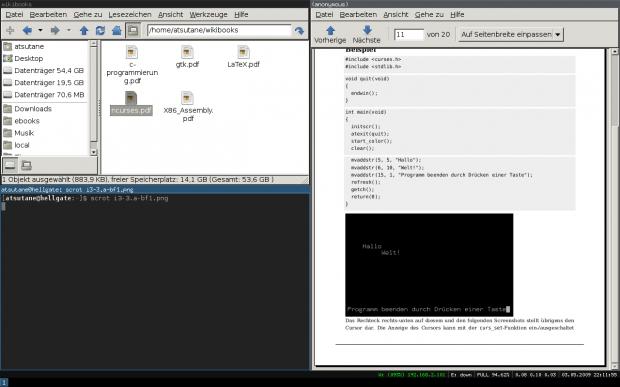 Create Linux OS