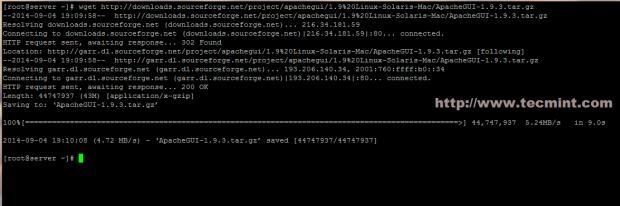 Download ApacheGUI