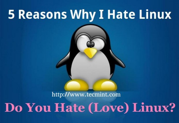 Reasons to Hate Linux