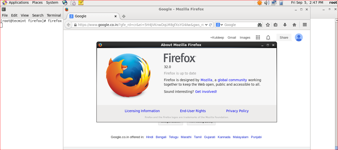 Install Firefox 32 In Linux on Down Load Mozilla Firefox