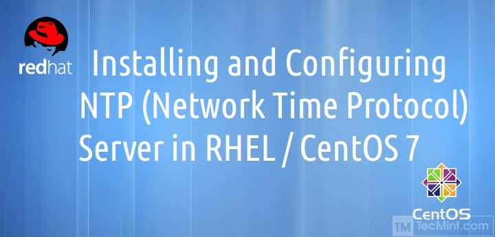 Setting Up Quot Ntp Network Time Protocol Server Quot In Rhel