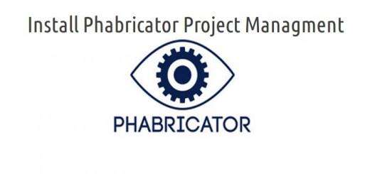 Install Phabricator in CentOS