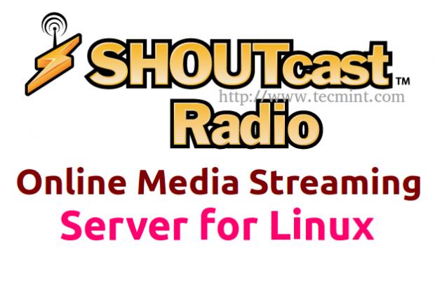 Install Shoutcast in CentOS