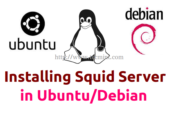 Install Squid Proxy in Ubuntu