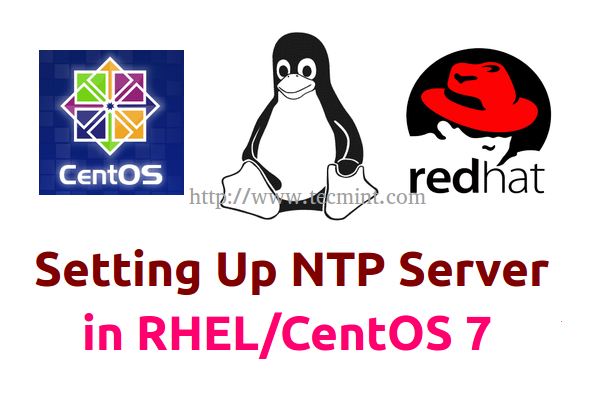 NTP Server Install in CentOS