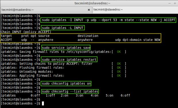 Open DNS Port