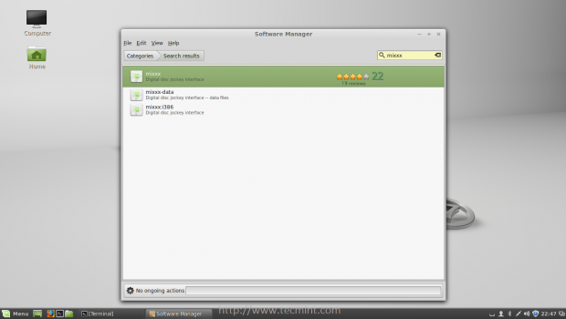 Search Mixxx Software