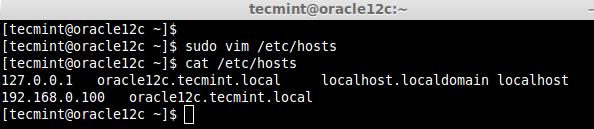 Set System Hostname