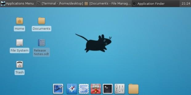 Xfce Desktop