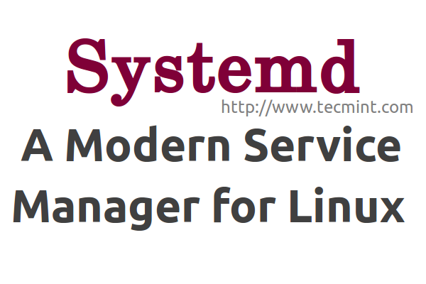 Linux Systemd
