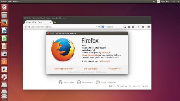 Firefox 33