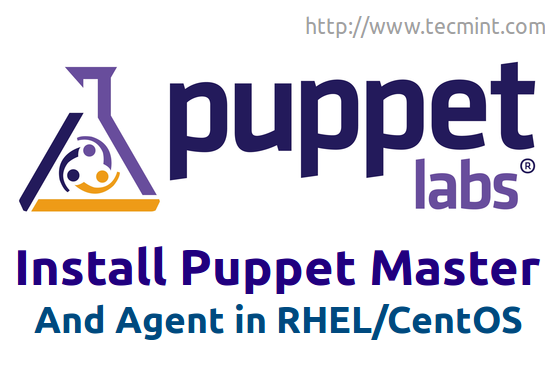 Install Puppet in CentOS