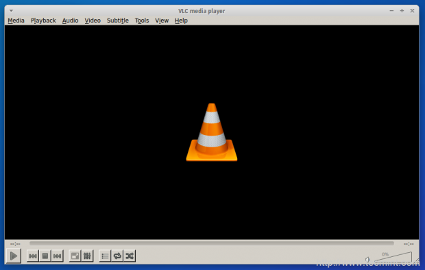 Install VLC in Ubuntu 14.10