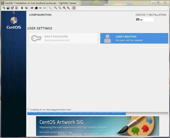 Kickstart Automatic CentOS Installation