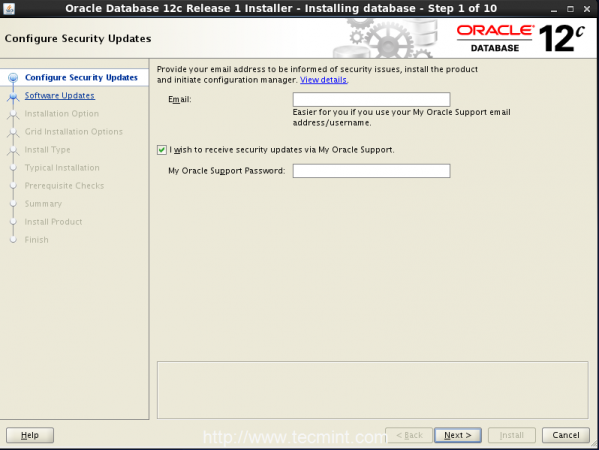 Oracle Security Updates