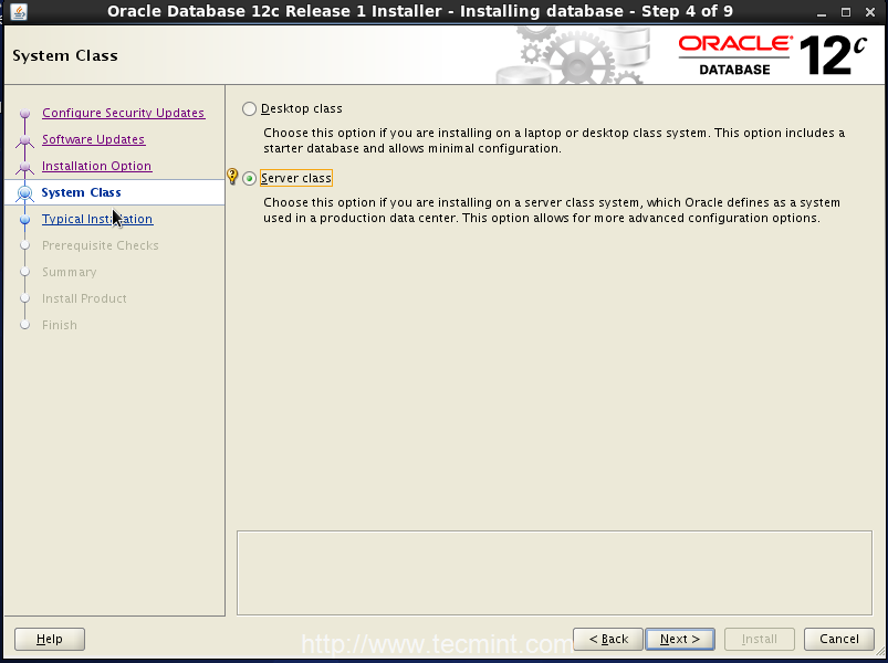 Installing and Configuring Oracle 12c in RHEL/CentOS/Oracle Linux