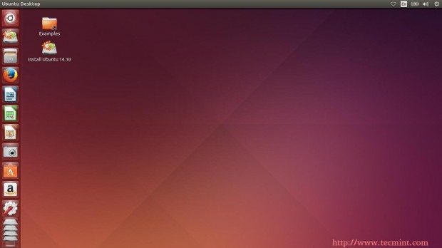 Ubuntu 14.10 Desktop Installation