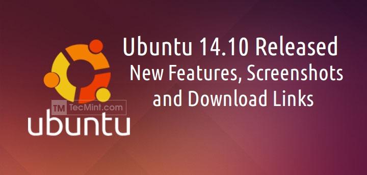 Ubuntu 14.10 Released