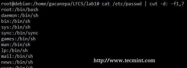 Lfcs How To Use Gnu Sed Command To Create Edit And Manipulate