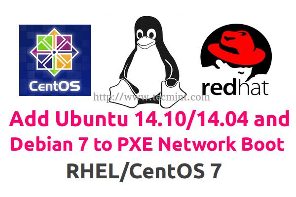 Adding Ubuntu 14 10, Ubuntu 14 04 and Debian 7 to PXE Network Boot