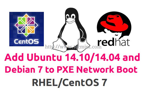 Add Ubuntu and Debian to PXE