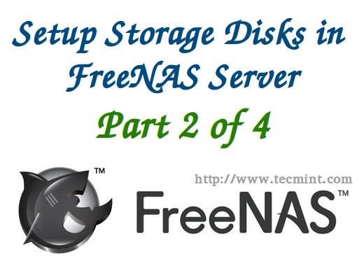 Add ZFS Disks to FreeNAS