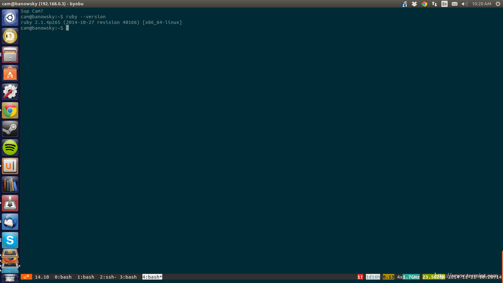 how to move files in terminal linux