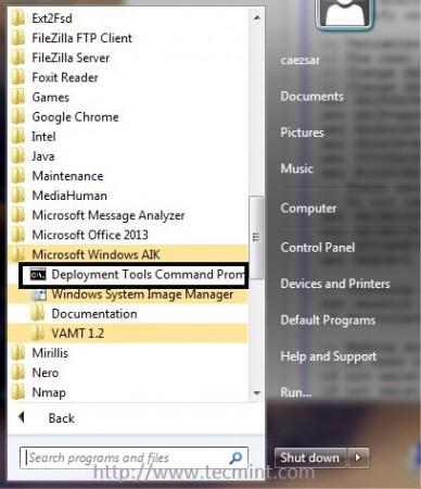 Create WinPE ISO Image