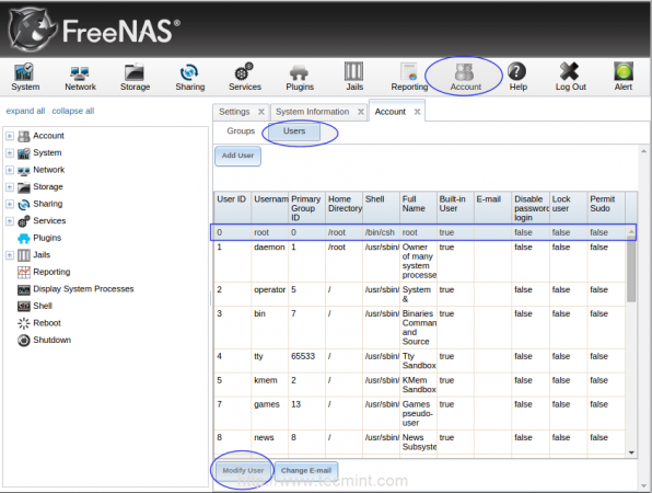 Enable FreeNAS Email Notifications