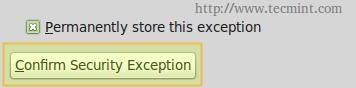 Add SSl Ceritficate